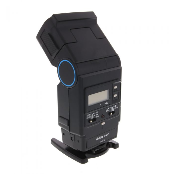 Vivitar 5200 Flash [GN80] {Bounce, Zoom}