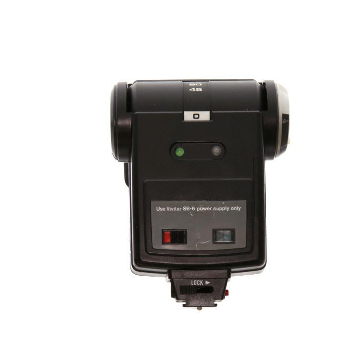 Vivitar 285 Flash [GN120] {Bounce, Zoom}