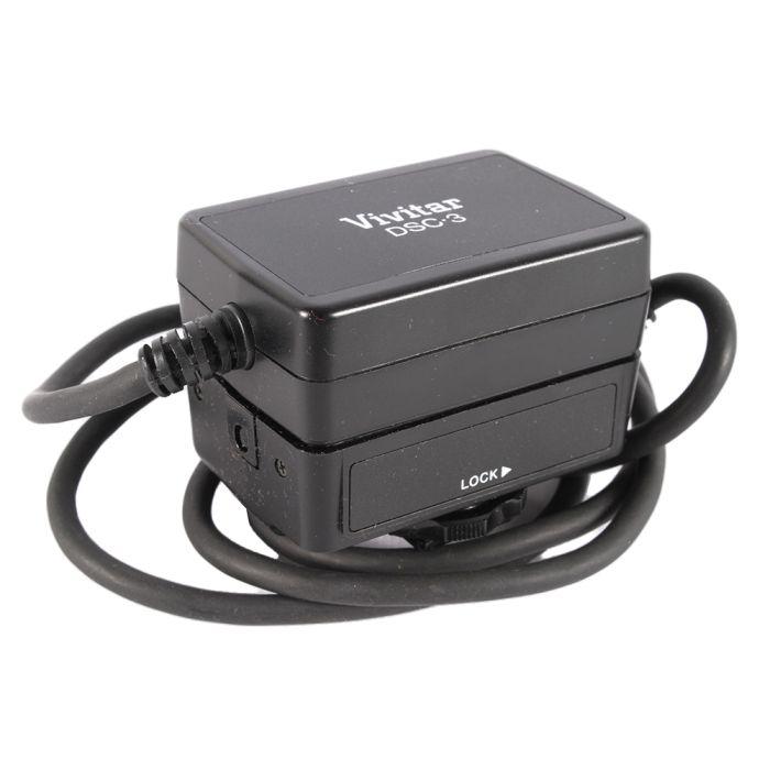 Vivitar DSC-3 Dedicated Sensor Cord (5600)