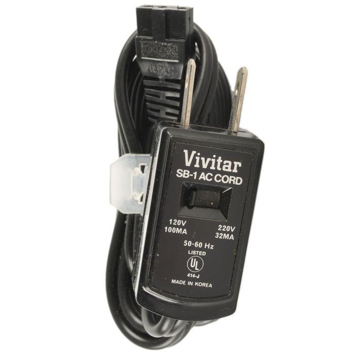 Vivitar SB-1 AC Adapter (152,252,253)