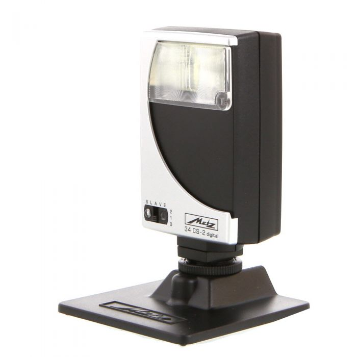 Metz 34 CS-2 Digital Flash [GN80]