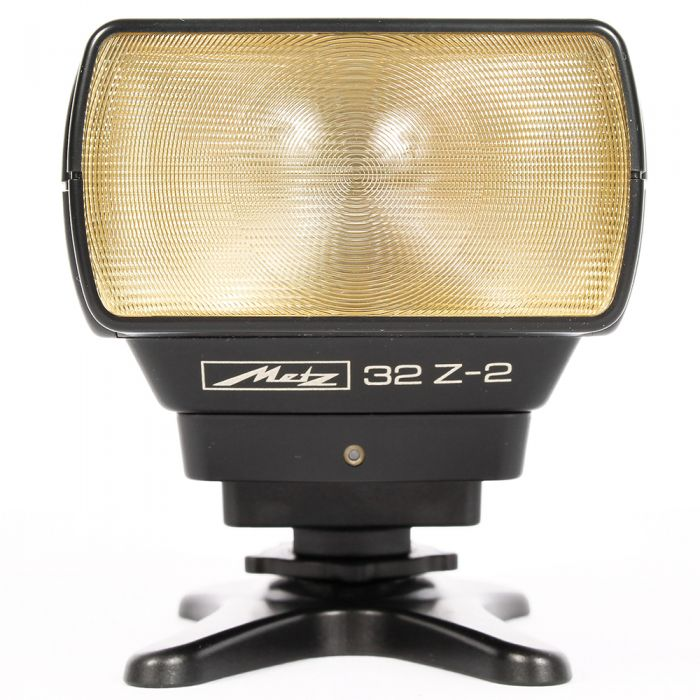 Metz 32 Z-2 (SCA300/3000 SYS) Flash [GN110] {Bounce, Swivel}