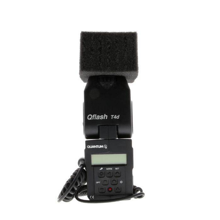 Quantum Instruments Qflash Model T4D [GN160] {Bounce, Swivel}