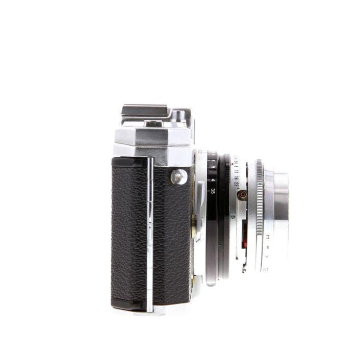 Konica IIIA 35mm Camera