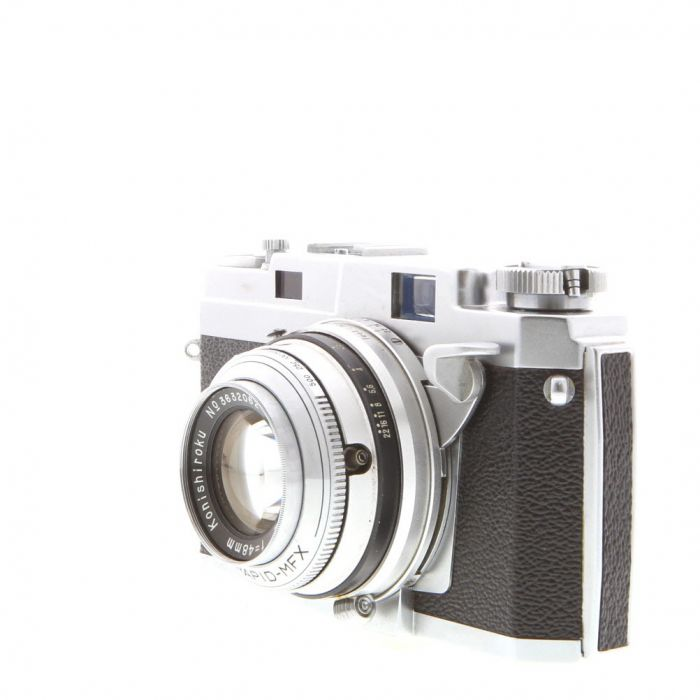 Konica III 35mm Camera