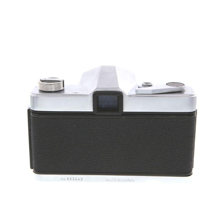 Kowa SE Chrome 35mm Camera with 50mm F/1.9