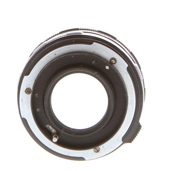 Petri 55mm F/2 CC Auto Lens {52}