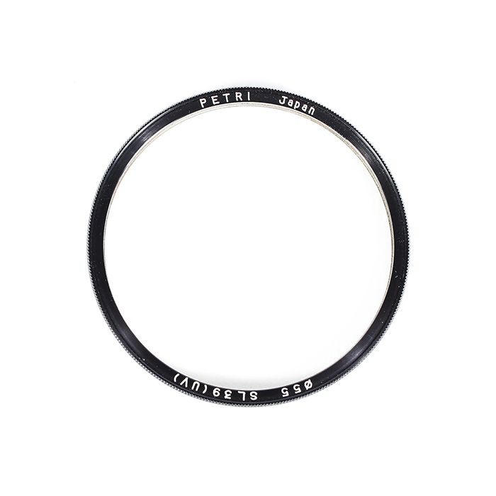 Petri 55mm SL39 (UV) Filter