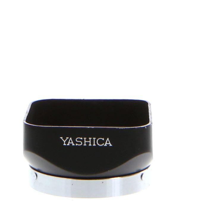 Yashica Bayonet 30 Lens Hood, Metal
