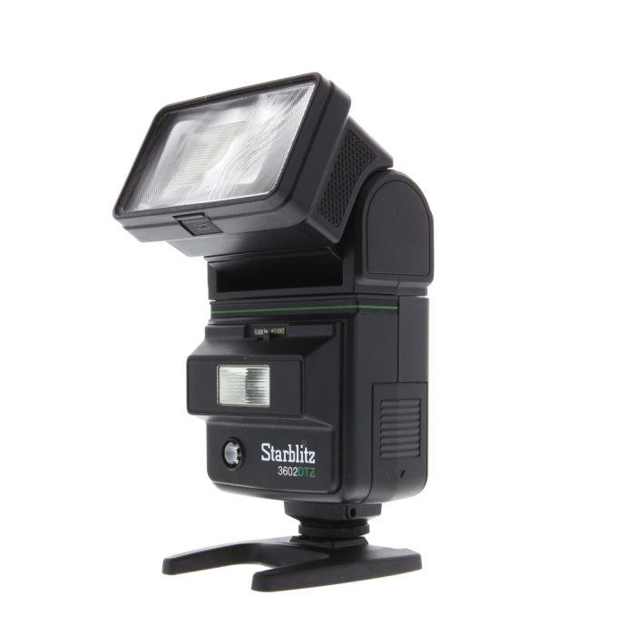 Starblitz 3602 DTZ (NA/OM/CE/MI/CX/PK) Flash [GN108] {Bounce, Swivel, Zoom}