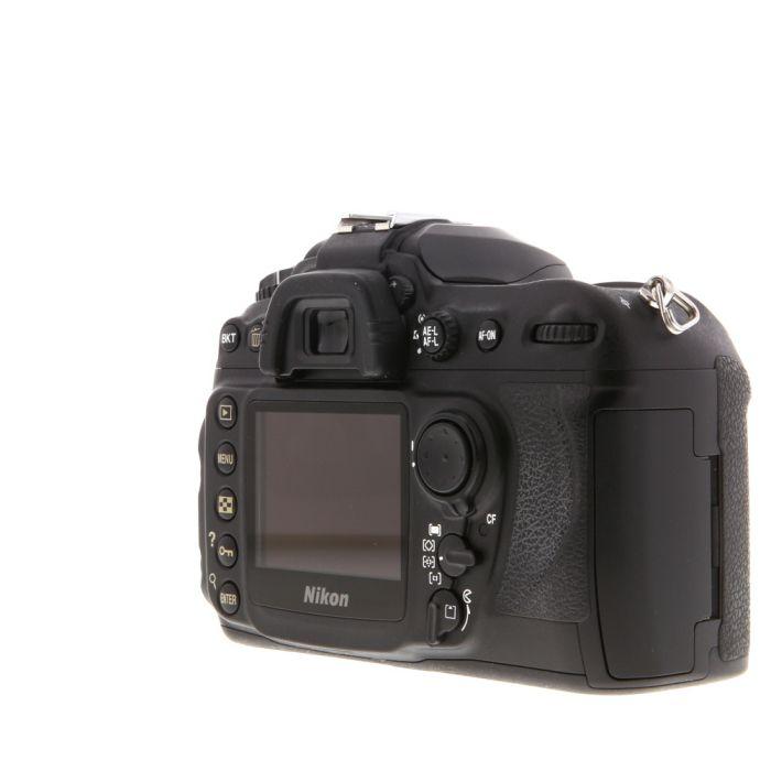 Nikon D200 DSLR Camera Body {10.2MP}