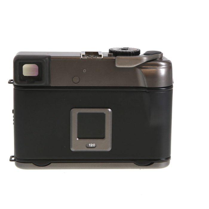 Mamiya 7 Medium Format Rangefinder Camera Body, Black Gray