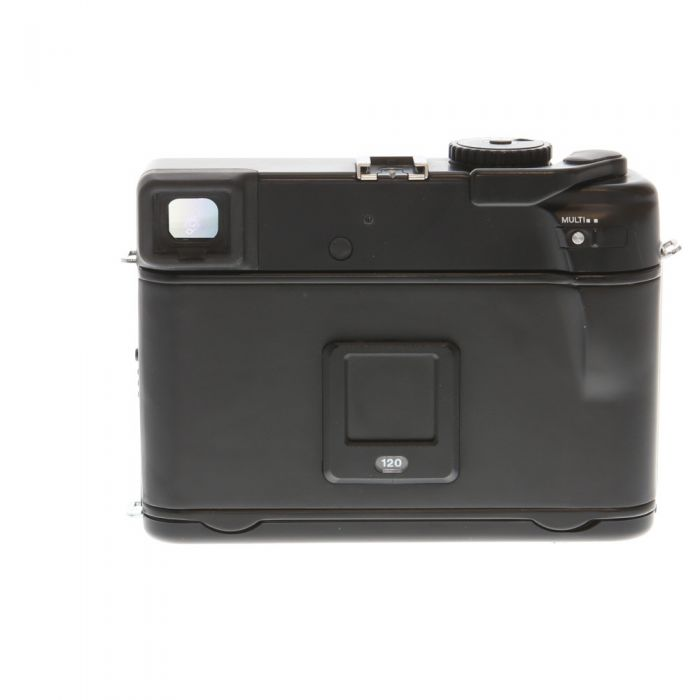 Mamiya 7 II Medium Format Rangefinder Camera Body, Black
