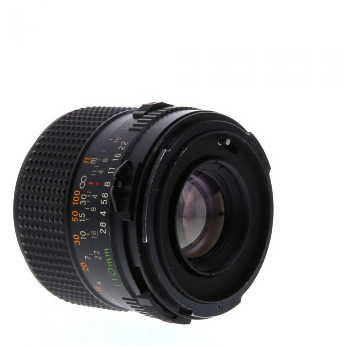 Mamiya 110mm F/2.8 Lens For Mamiya 645 Manual Focus {58}