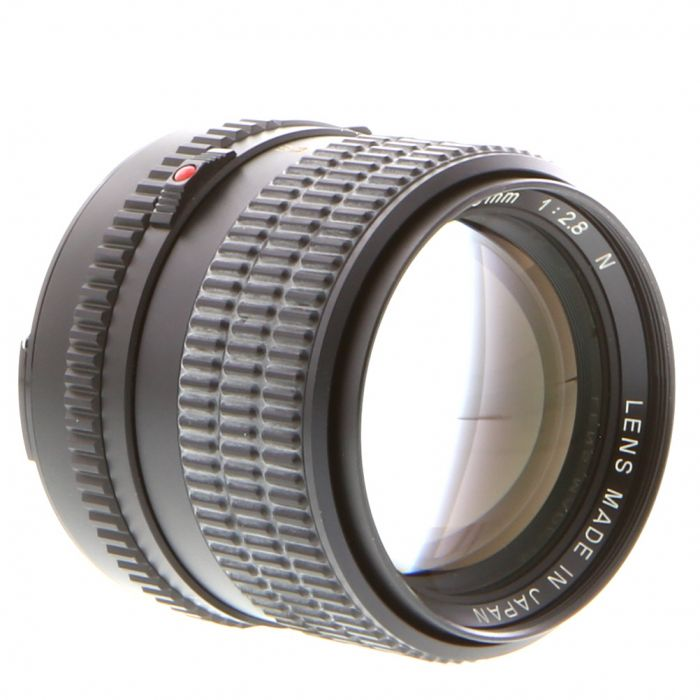 Mamiya 110mm F/2.8 N Lens For Mamiya 645 Manual Focus {58}