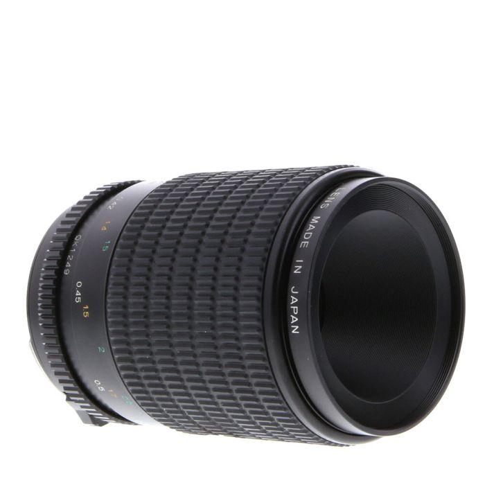 Mamiya 120mm F/4 Macro A M Lens For Mamiya 645 Manual Focus {67}