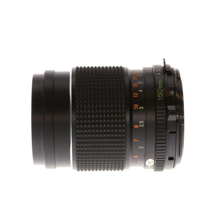 Mamiya 150mm F/4 Lens For Mamiya 645 Manual Focus {58}
