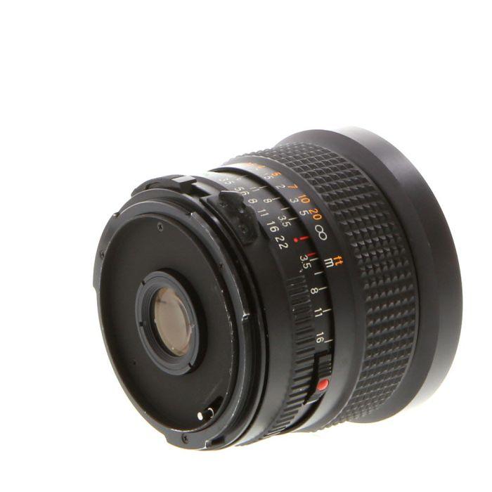Mamiya 35mm F/3.5 Lens For Mamiya 645 Manual Focus {77}