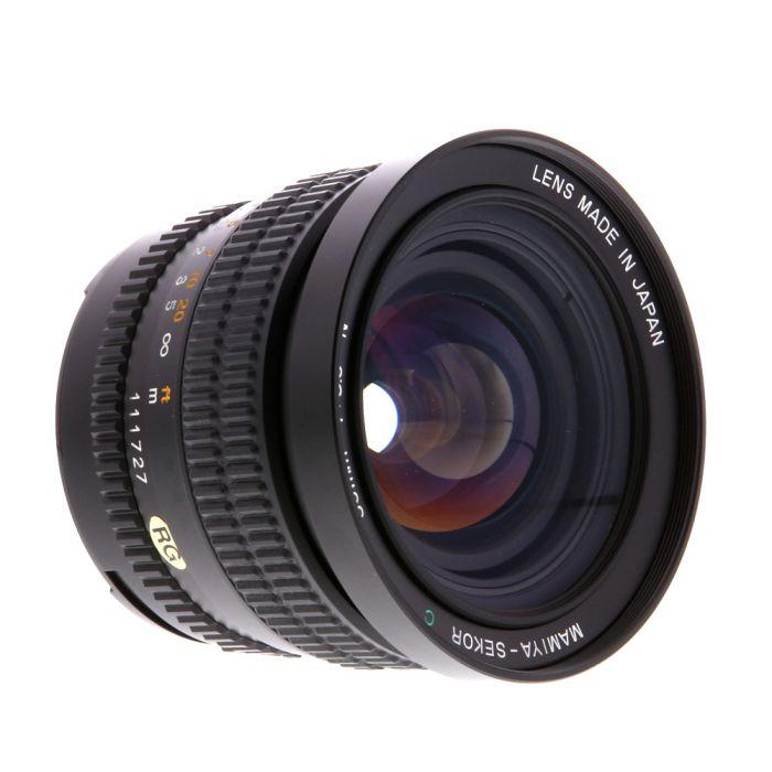 Mamiya 35mm F/3.5 N Lens For Mamiya 645 Manual Focus {77}