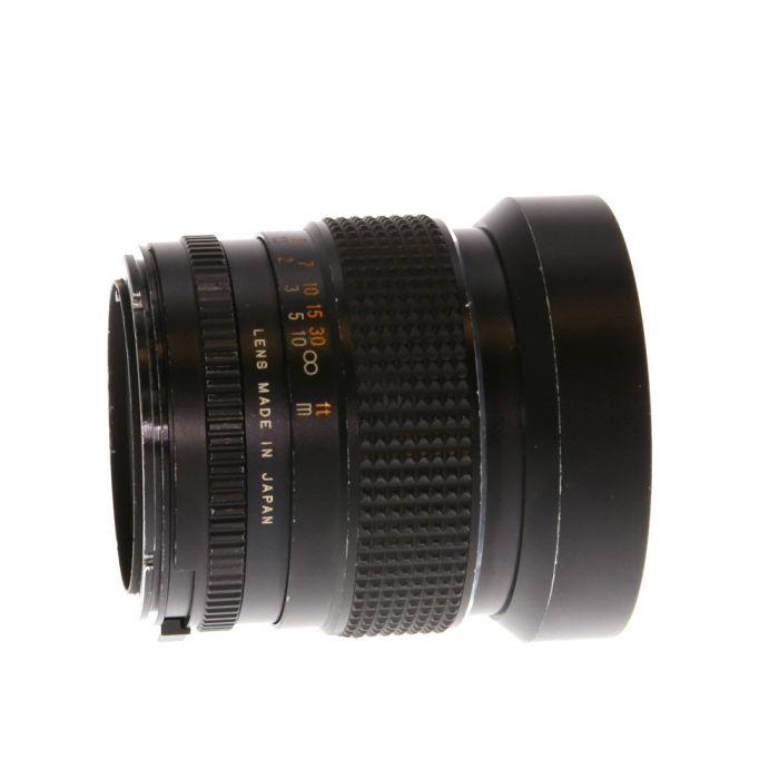 Mamiya 45mm F/2.8 Lens For Mamiya 645 Manual Focus {77}