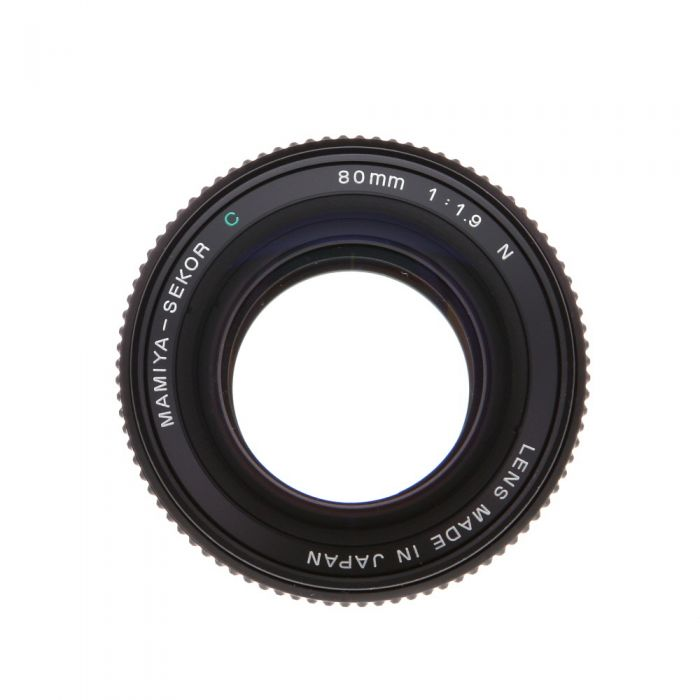 Mamiya 80mm F/1.9 N Lens For Mamiya 645 Manual Focus {67}