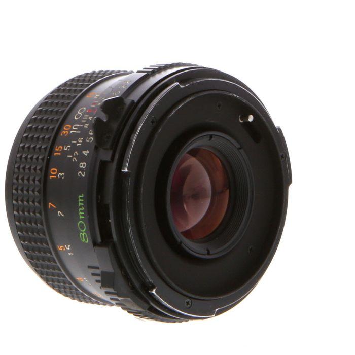 Mamiya 80mm F/2.8 Lens For Mamiya 645 Manual Focus {58}