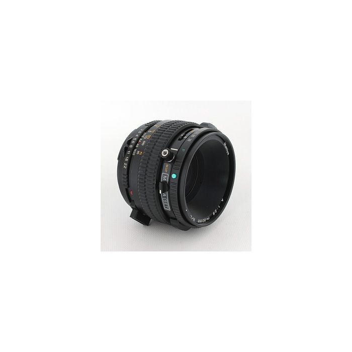 Mamiya 80mm F/2.8 A N/L LS Lens For Mamiya 645 Manual Focus {67}