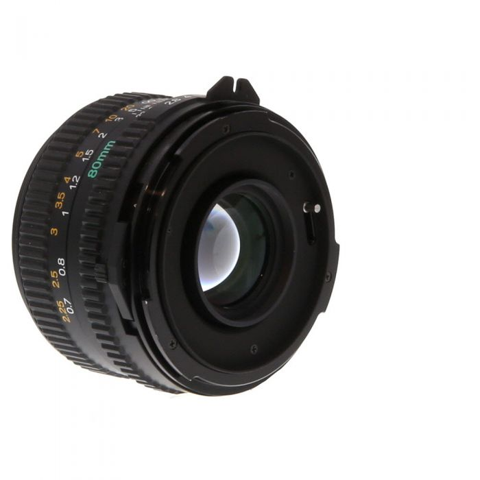 Mamiya 80mm F/2.8 N Lens For Mamiya 645 Manual Focus {58}