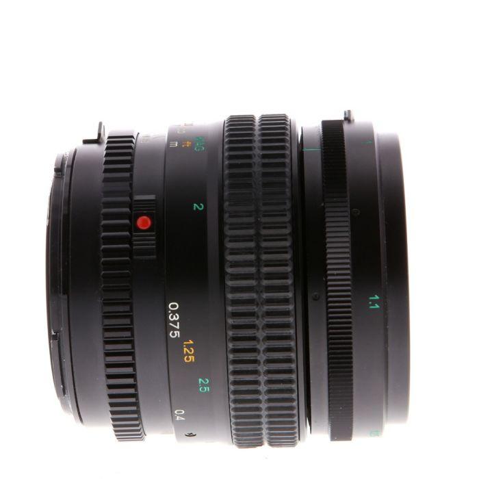 Mamiya 80mm F/4 N Macro Lens For Mamiya 645 Manual Focus {67}