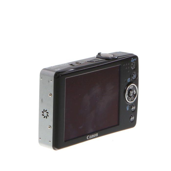Canon Powershot SD750 Silver Digital Camera {7.1 M/P}