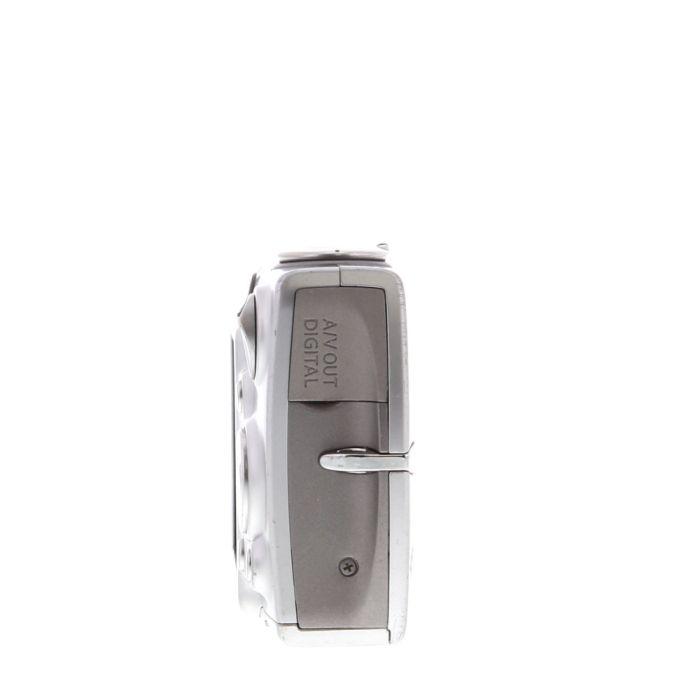 Canon Powershot SD550 Gray Digital Camera {7.1MP}