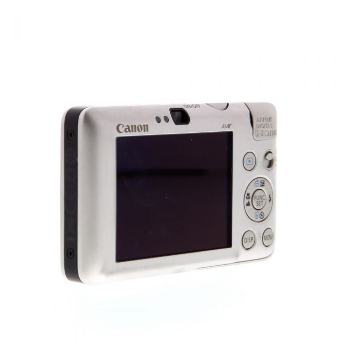 Canon Powershot SD780 IS Silver Digital Camera {12.1 M/P}