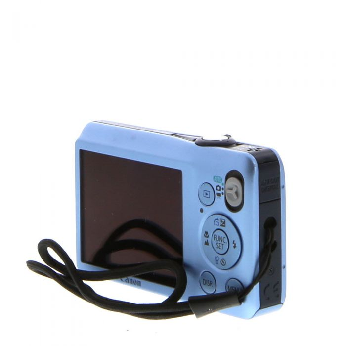 Canon Powershot SD1300 IS Blue Digital Camera {12.1MP}