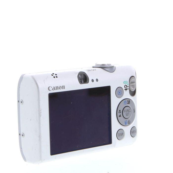 Canon Powershot SD1200 IS Silver Digital Camera {10 M/P}