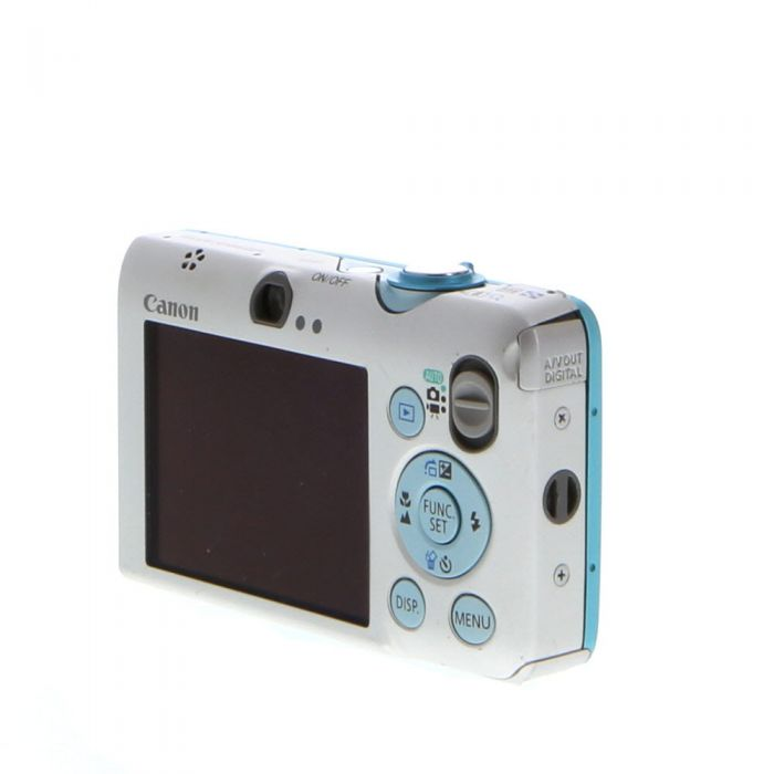 Canon Powershot SD1200 IS Blue Digital Camera {10 M/P}