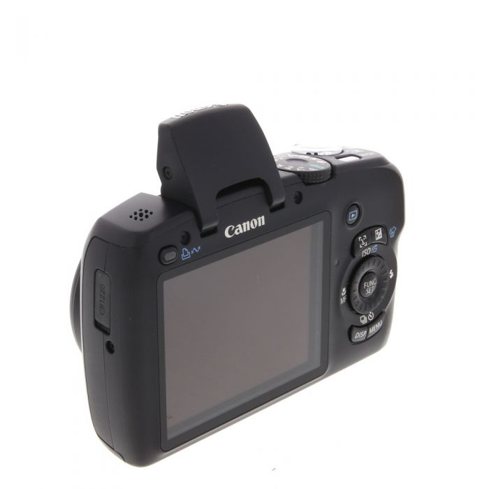 Canon Powershot SX110 IS Digital Camera, Black {9 M/P}