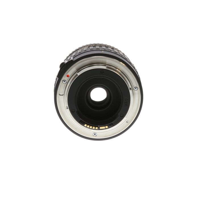 Tokina AT-X 10-17mm f/3.5-4.5 DX Fisheye IF EF-Mount Lens for Canon APS-C DSLR (with Built-in Hood)