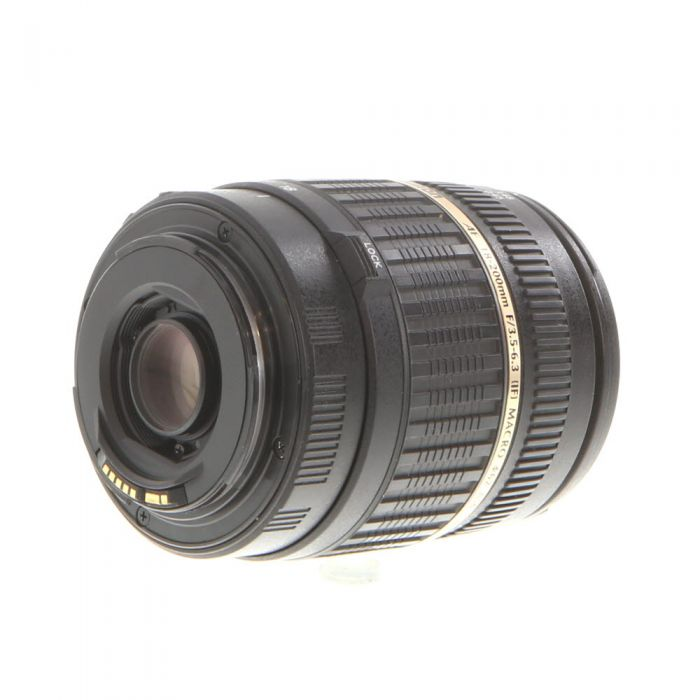 Tamron 18-200mm f/3.5-6.3 Aspherical DI II IF LD XR EF-Mount Lens for Canon APS-C DSLR {62} A14