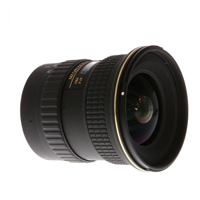 Tokina AT-X Pro 12-24mm f/4 IF DX SD EF-Mount Lens for Canon APS-C DSLR {77}