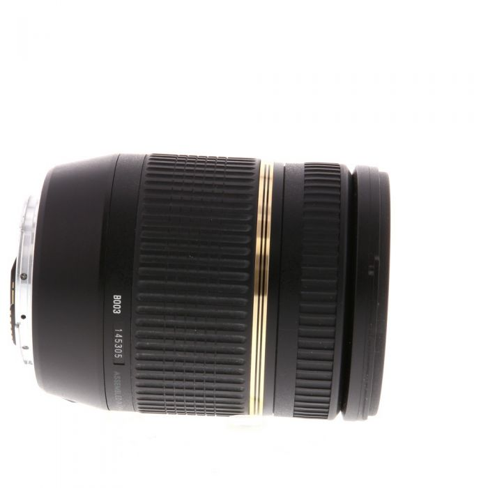 Tamron 18-270mm f/3.5-6.3 Aspherical DI II VC IF LD EF-Mount Lens for Canon APS-C DSLR {72} B003