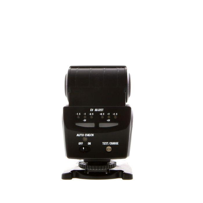 Sunpak Digiflash 2800 Flash For Canon EOS E-TTL II {Bounce}