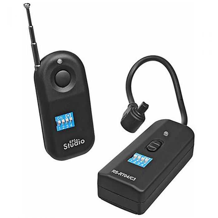 RPS RS-RT04/C3 Wireless Contrl Set With Transmitter And Receiver (1D Series/5/10/20/30/40/D60)