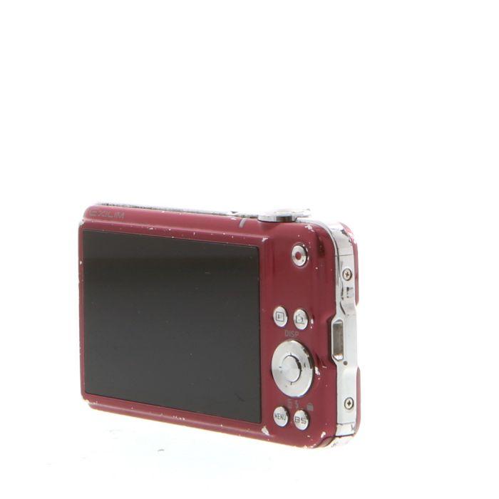 Casio Exilim EX-S10 Red Digital Camera {10.1MP}