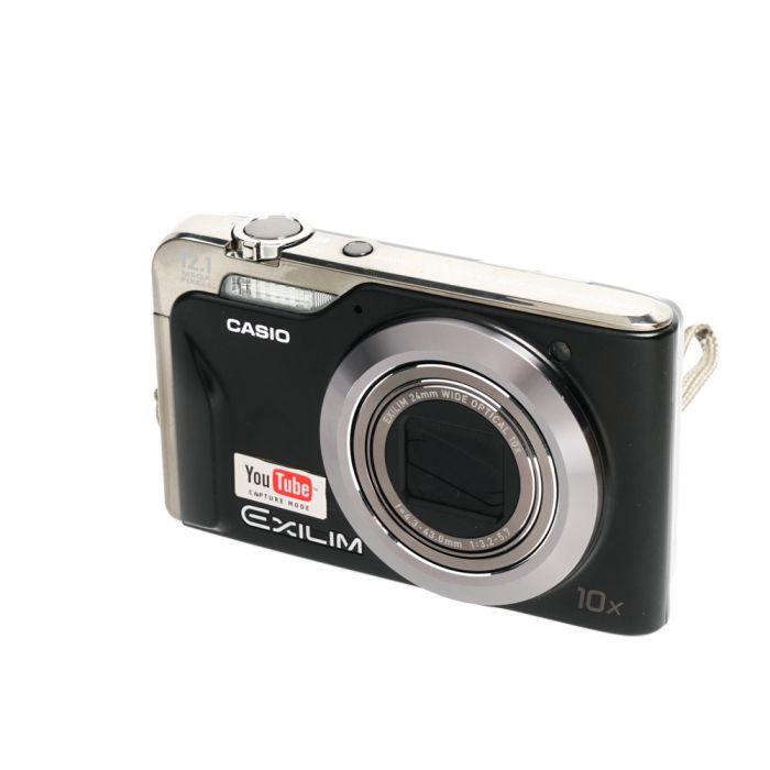 Casio Exilim EX-H10 Black Digital Camera {12.1MP}