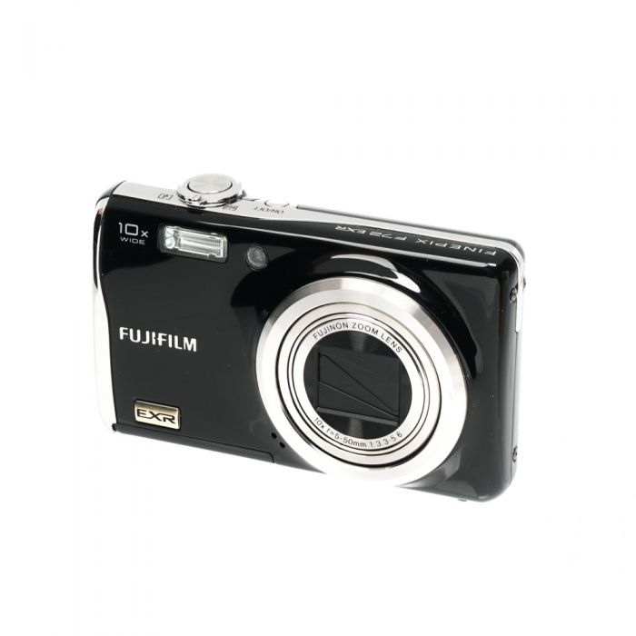 Fujifilm FinePix F72 EXR Digital Camera, Black {10 M/P}