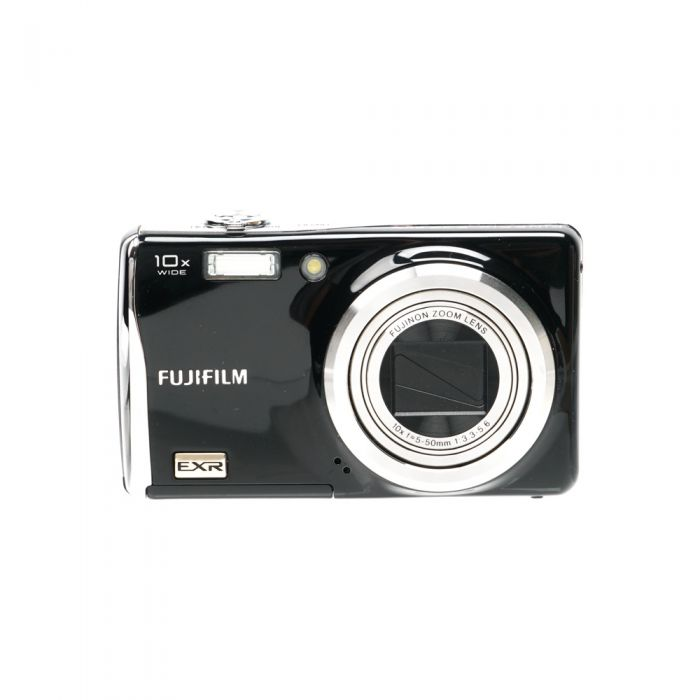 Fujifilm FinePix F72 EXR Digital Camera, Black {10 M/P}