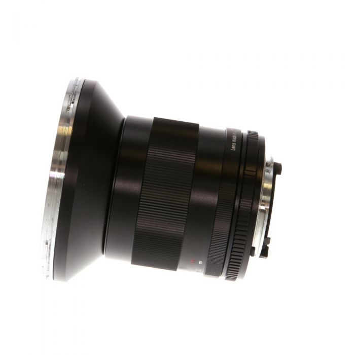 Zeiss 21mm f/2.8 Distagon ZF T* AIS Manual Focus Lens for Nikon F-Mount {82}