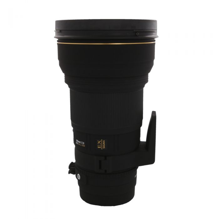 Sigma 300mm F/2.8 APO EX DG HSM Lens with Tripod Mount for Canon EF Mount {46 Normal Drop-in}