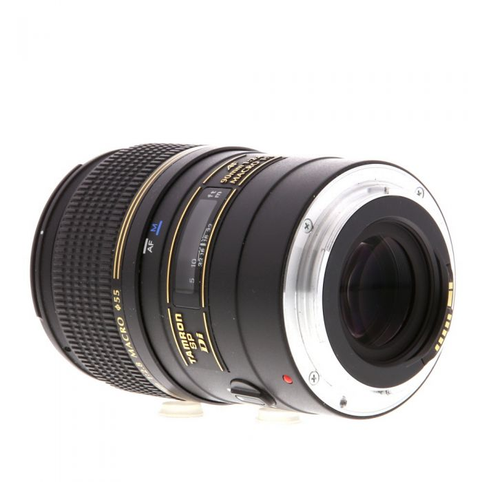Tamron SP 90mm f/2.8 Macro 1:1 Di Lens for Canon EF-Mount {55} 272E