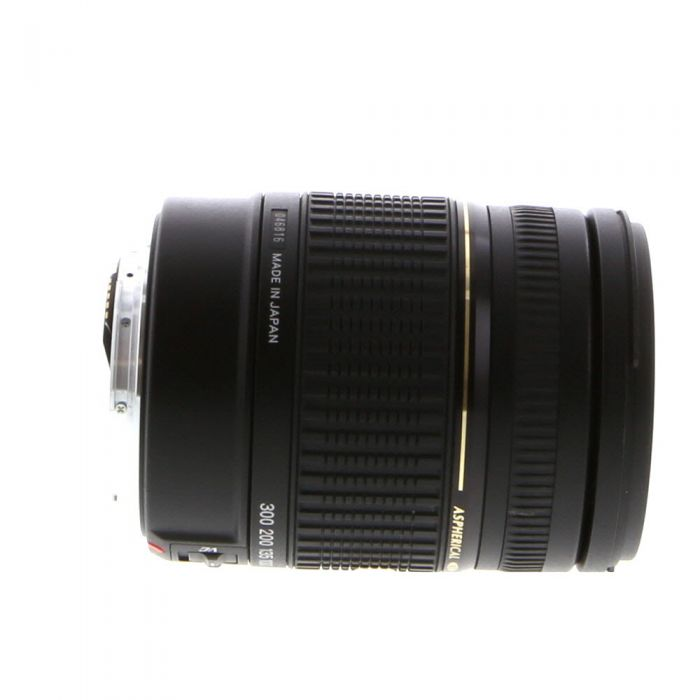Tamron 28-300mm f/3.5-6.3 Aspherical XR Di LD VC IF Macro Autofocus Lens for Canon EF-Mount {67} A20